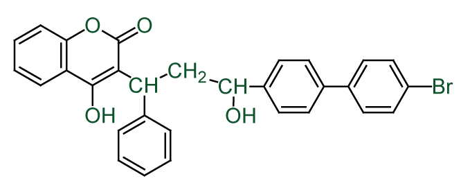 Bromadiolone, 敌溴隆